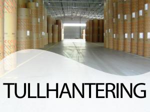 Tullhantering